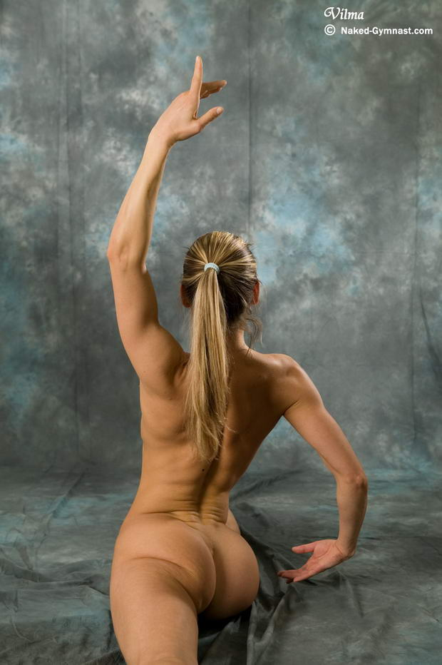 gymnast flexible homeflexio girls
