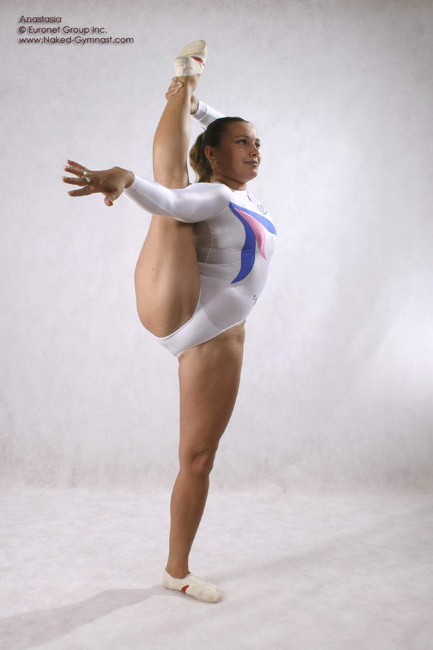 Flexible Girl Muscle